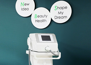 Hair removal machine for business use